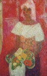 Mabel Alvarez Painting